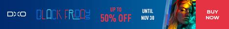 DXO Black Friday sales offers...