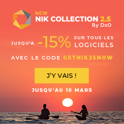 Nik Collection 2.5 by DxO